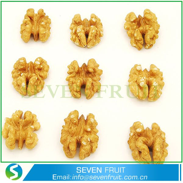 Chinese New crop Light Color Walnut Kernels Butterfly Halves